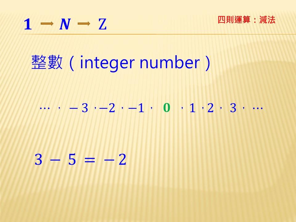 基礎數學-數字